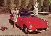 CITROEN DS 19 US