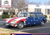 Puzzle Citroën DS-20 Safari US