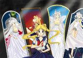Les différents visages de Sailor Moon