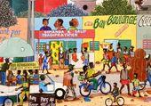 Rue africaine