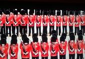 la Garde royal anglaise .