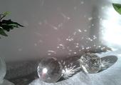 Boules de cristal .