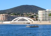 Sainte-Maxime le pont