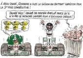 satire du dernier GP de F1