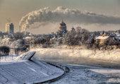 La neige et le froid