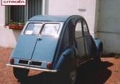 Citroën 2cv Guilleman