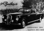coupé traction 11cv Beutler