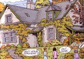 Un beau cottage