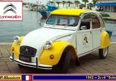 Citroën 2cv Soleil