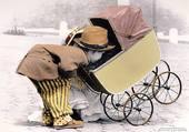 promenade de bébé