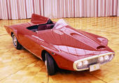 concept car plymouth 1960
