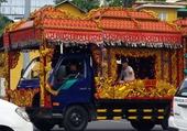 Corbillard au Vietnam