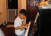 Puzzle Leçon de piano