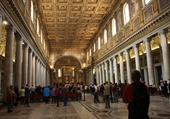 Basilique de Ste Marie Majeure à ROME