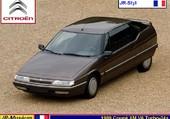Citroën Coupé XM