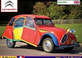 2cv Picasso Andy Saunders
