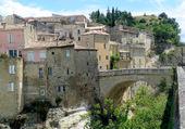 Puzzle Vaison-la-Romaine