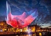 Puzzle Amsterdam Light Festival