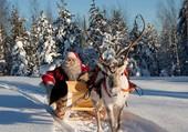 Puzzle Père Noël est en route!