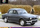 Alfa-Romeo Ondine Licence Renault