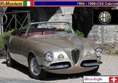 Alfa-Romeo 1900-CSS Ghia-Aigle