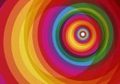 Puzzle vecteur coloré