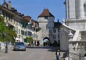 Puzzle Soleure / Suisse