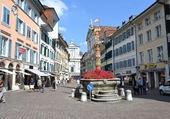 Puzzle Fontaine à Soleure / Suisse