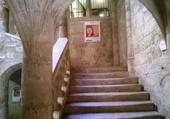escalier a Pezenas (34)