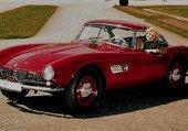 bmw type 507 1966