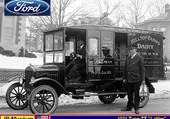 Ford TT Laitier
