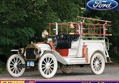 1913 Ford T Pompiers