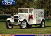1929 Ford AA Glacier