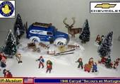 Chevrolet Carryal Franklin-Mint
