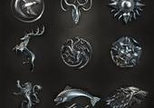 Game of thrones emblèmes