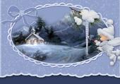 Puzzle Carte de Noël