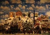 Puzzle Le village de Noël