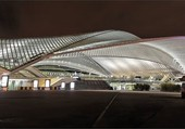Gare Calatrava Liège