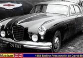 1958 Lagonda de David Brown