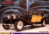 1929 Bugatti Royale T-41 Fiacre