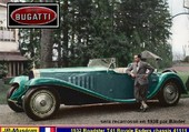 1932 Bugatti Royale T41 Roadster Esders