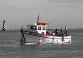 Bateau de pêche breton