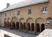 Puzzle Abbaye  de Conques (Aveyron)