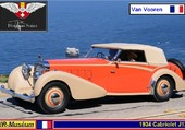 Hispano-Suiza J12 Van Vooren