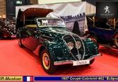 1937 Peugeot 402 Eclipse