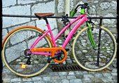 Vélo déco