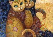 duo de chats
