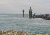 entrée port Capbreton