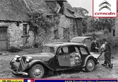 1938 Traction 11cv Commerciale