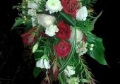 Puzzle bouquet pour mariage